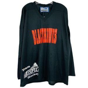 Bauer Hockey Jersey Blackhawks Team Iceoplex 11